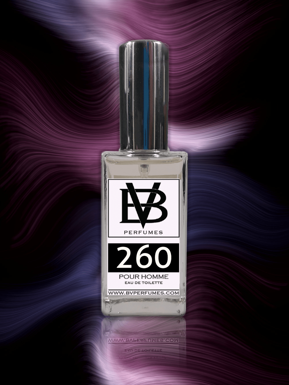 BV 260 - Similar to He Wood - BV Perfumes