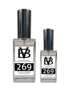 BV 269 - Similar to One Million Lucky - BV Perfumes