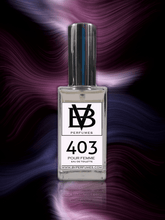 Load image into Gallery viewer, BV 403 - Similar to Black Opium Floral - BV Perfumes