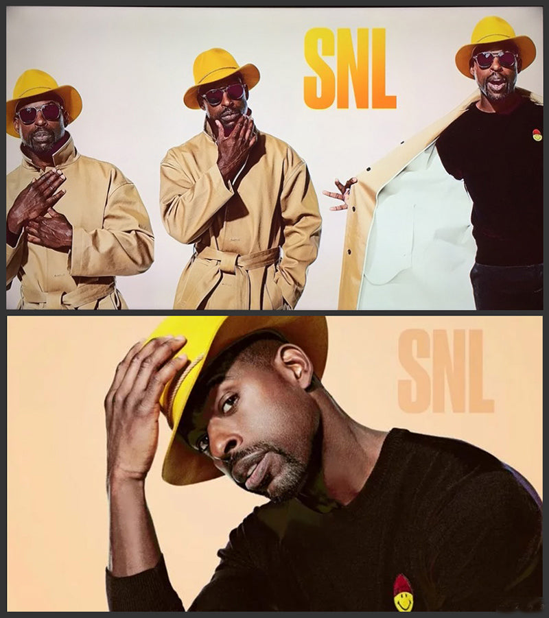 thesalting SNL