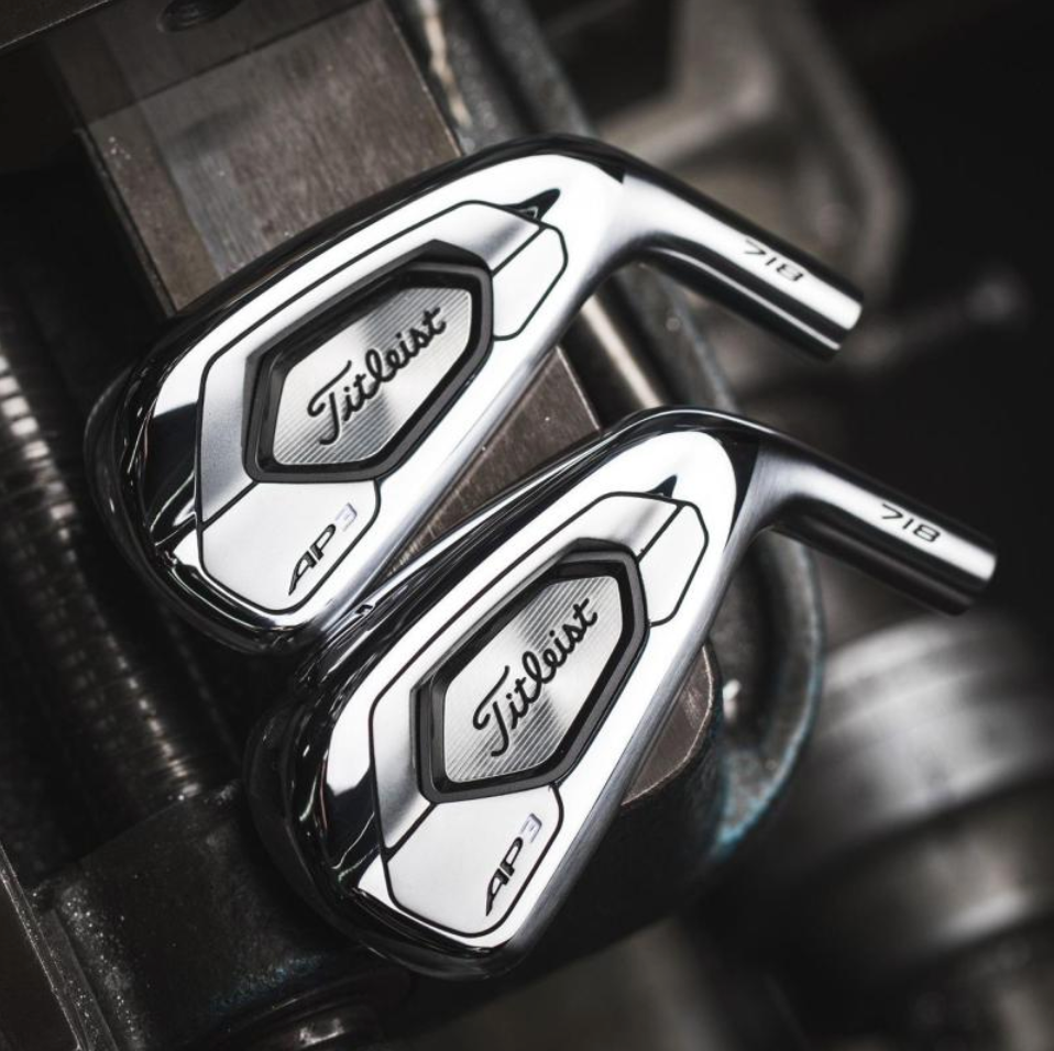TITLEIST 718 AP3 IRONS (Pitch-3 Iron)