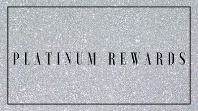 Platinum reward points