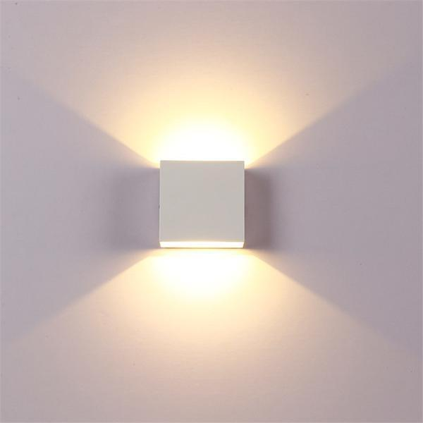 PAX - LED Box Wall Lamp - Dreamly Decor