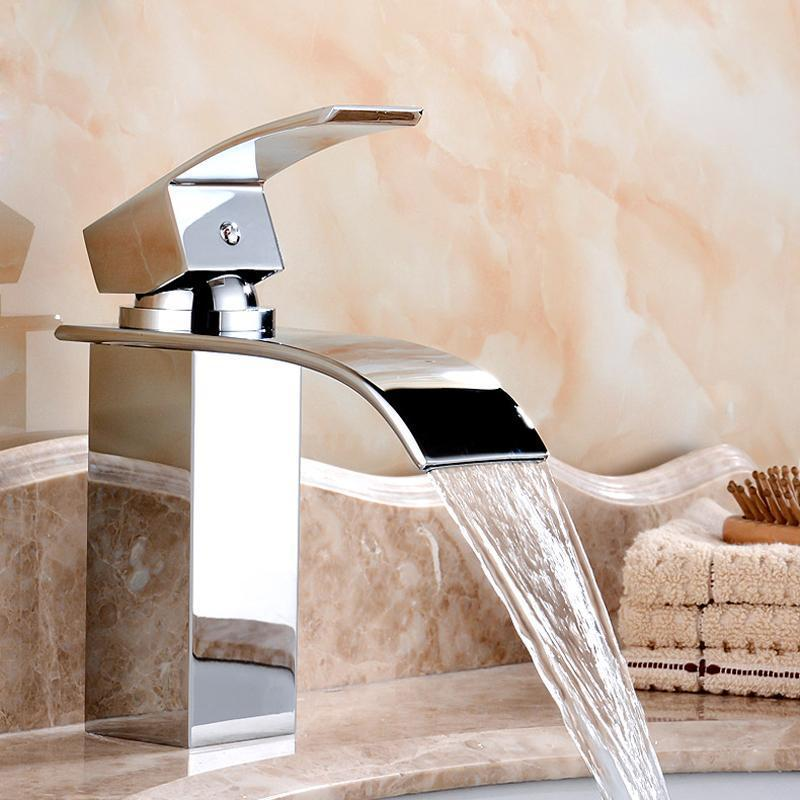 Mika - Luxury Vanity Faucet - Luxury Modern Decor