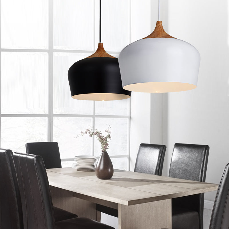 Modern Nordic Hanging LED Lamp - Dreamly Decor