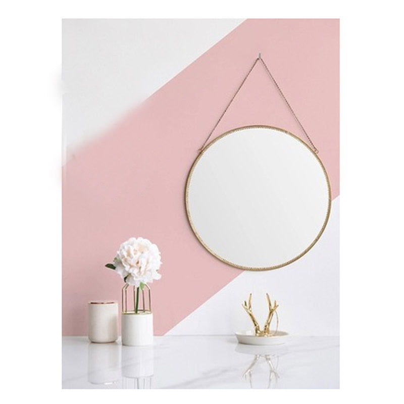 Fallon - Modern Nordic Basic Hanging Mirror - Dreamly Decor
