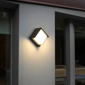 Xavier - LED Patio Lamp