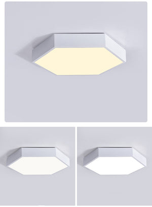 Hex Ceiling Lights - Dreamly Decor
