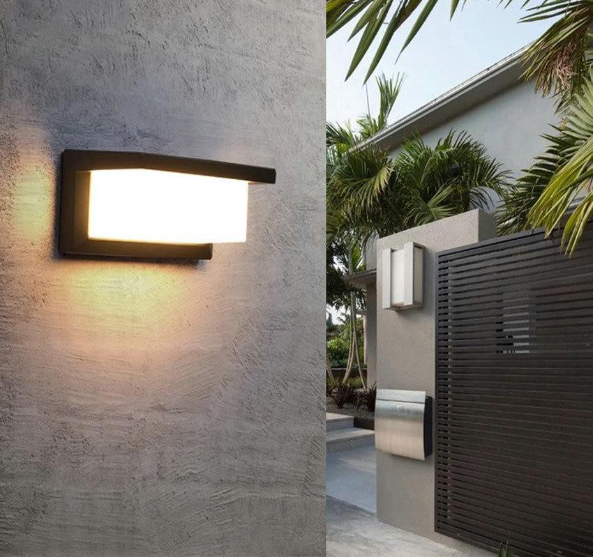Hugo - Modern LED Outdoor Light - Dreamly Decor