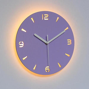 Oriana - LED Back Light Silent Clock