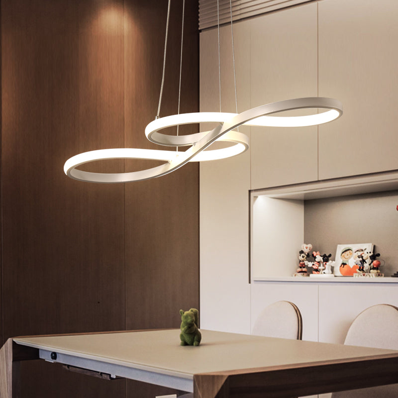 The Infinity Chandelier - Luxury Modern Decor