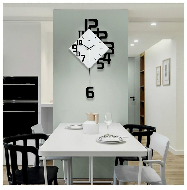 Cara - Simple European Style Wall Clock - Luxury Modern Decor