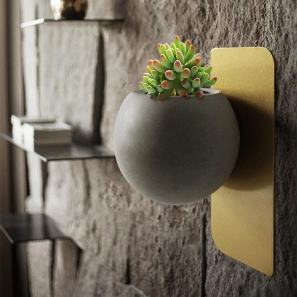Christophe - Modern Wall Planter - Luxury Modern Decor