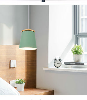 Modern Nordic Drop Down Lamp