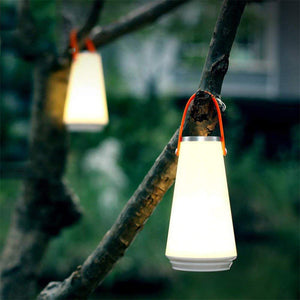 Lumina - Portable Wireless LED Lantern