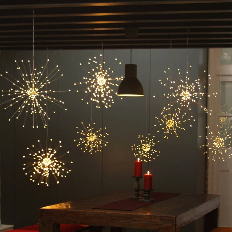 LED Starburst Lights - Dreamly Decor