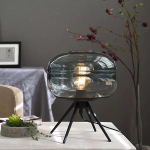 Adler - Glass Dome Table Lamp