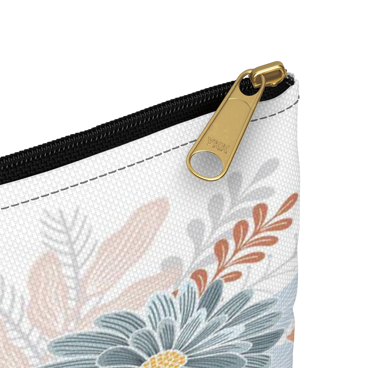 Natural Blooms Accessory Pouch