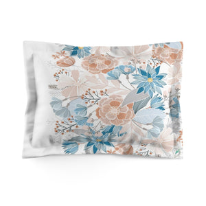 Natural Blooms Pillow Sham