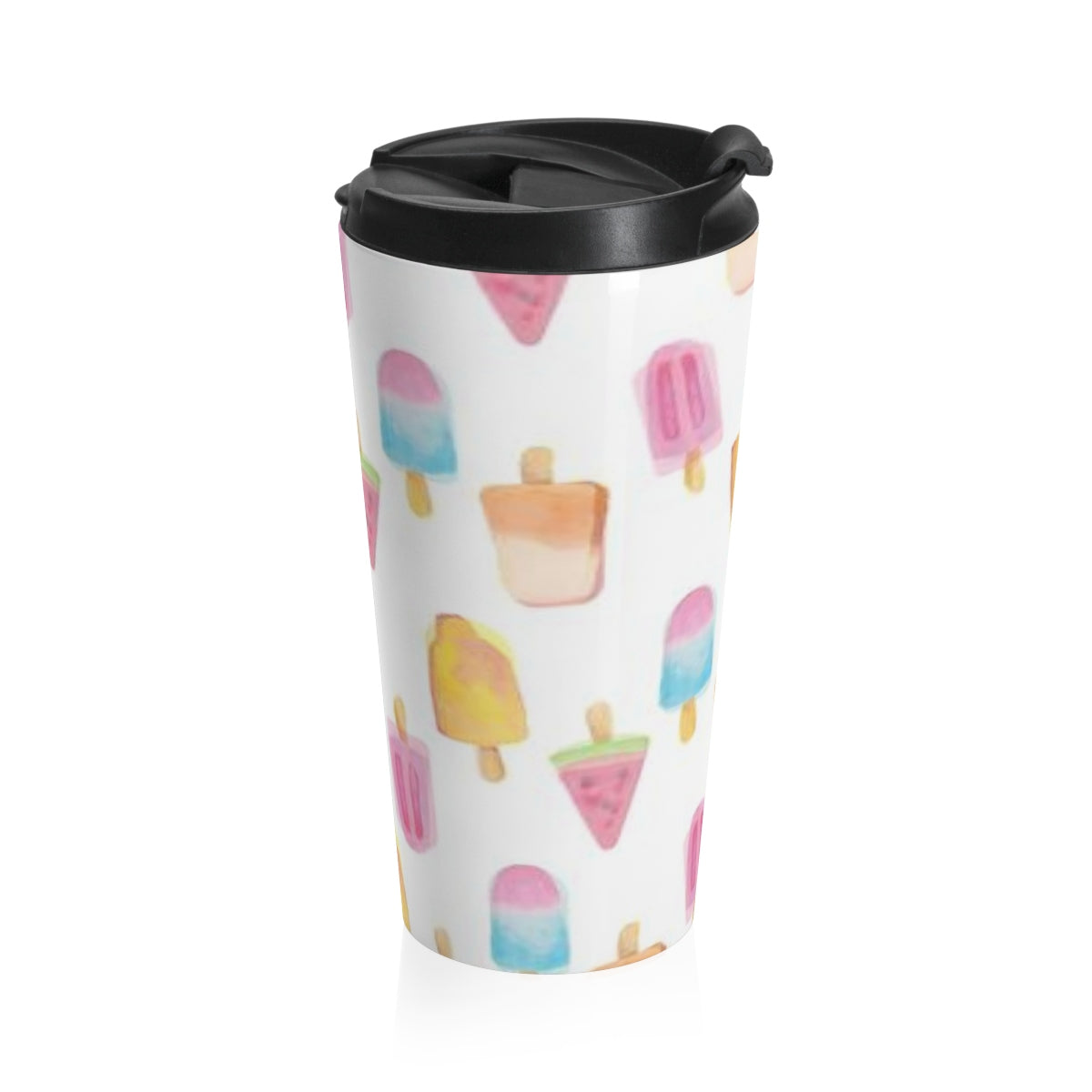 Sweet Summer Stainless Steel Travel Mug