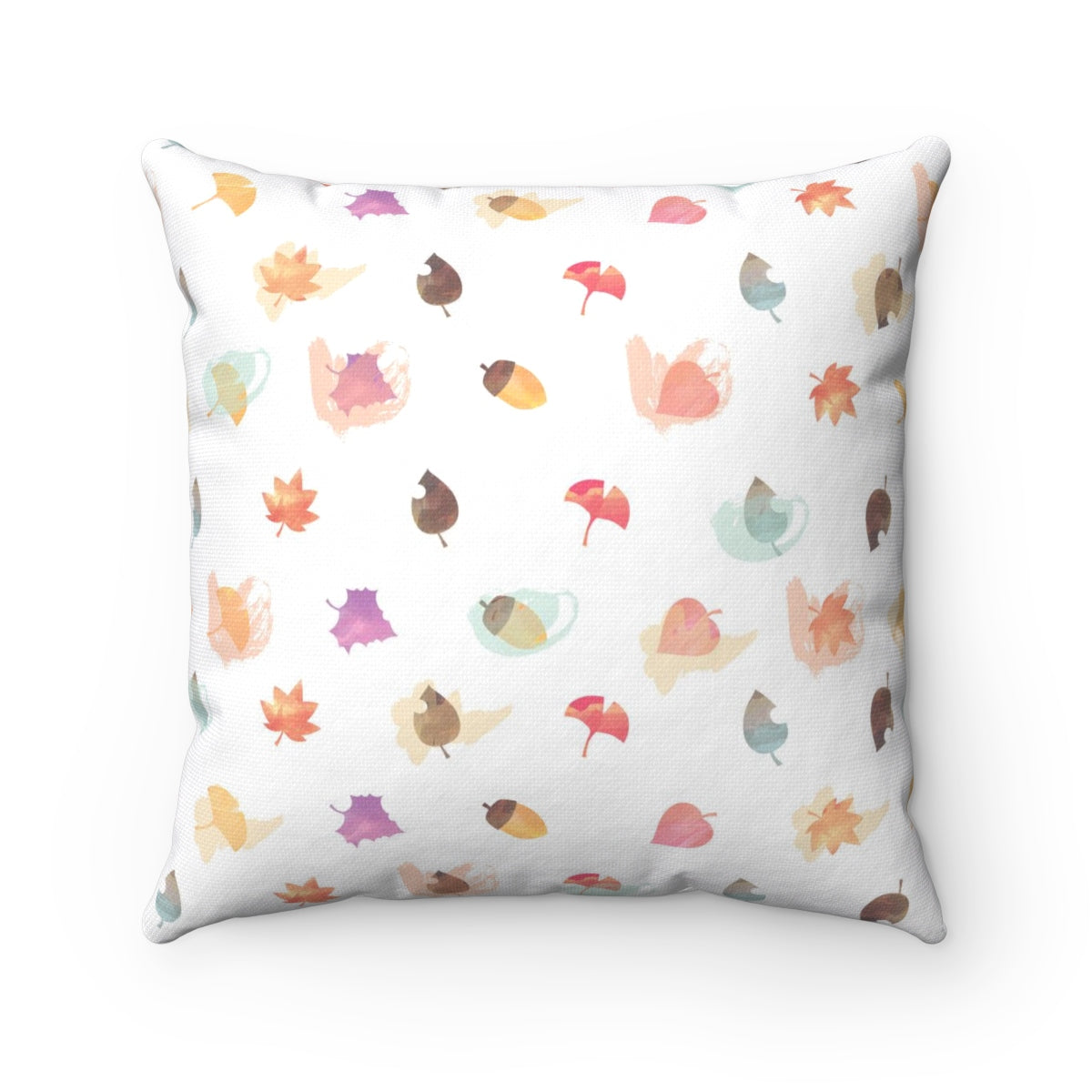 It's Fall Ya'll Mint Spun Polyester Square Pillow Case