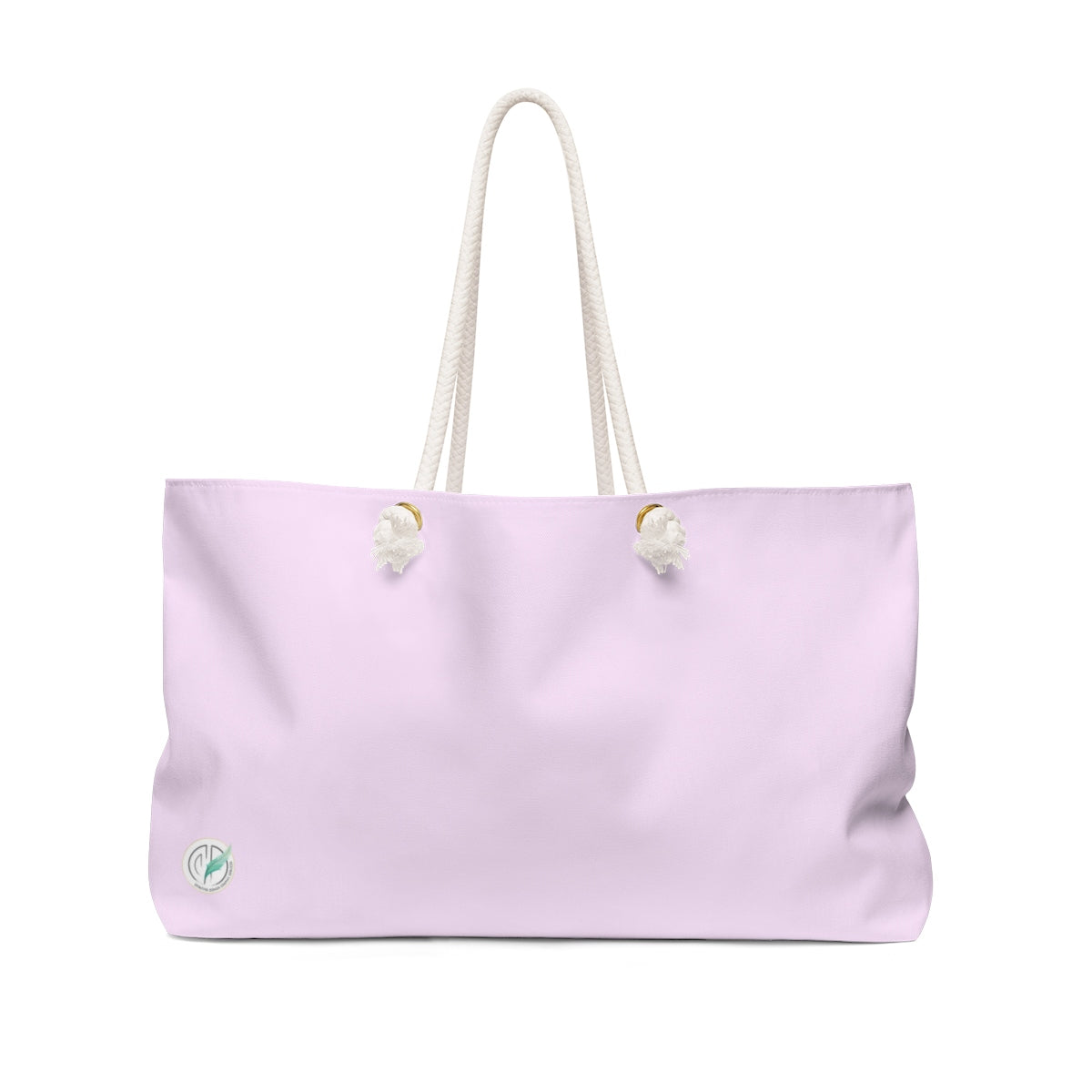 Pink Breast Cancer Awareness Weekender Bag