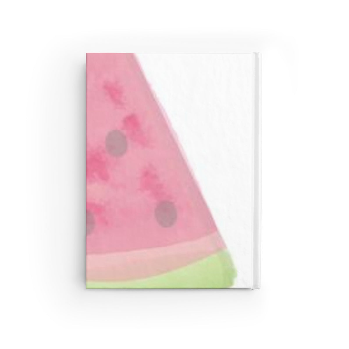Watermelon Ice Journal - Ruled Line