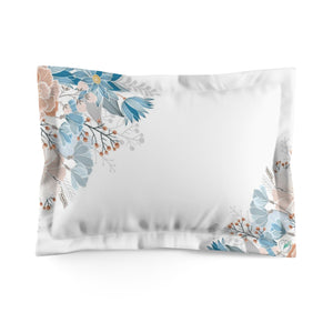 Natural Blooms II Pillow Sham