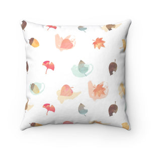 It's Fall Ya'll Spun Polyester Square Pillow