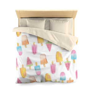 Sweet Summer Microfiber Duvet Cover