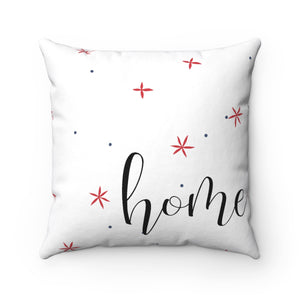 Holiday Home Pillow Case