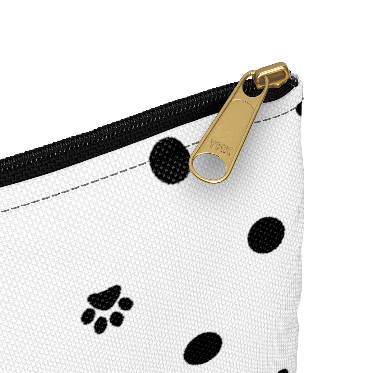 Pawka-dots Paw Prints Accessory Pouch