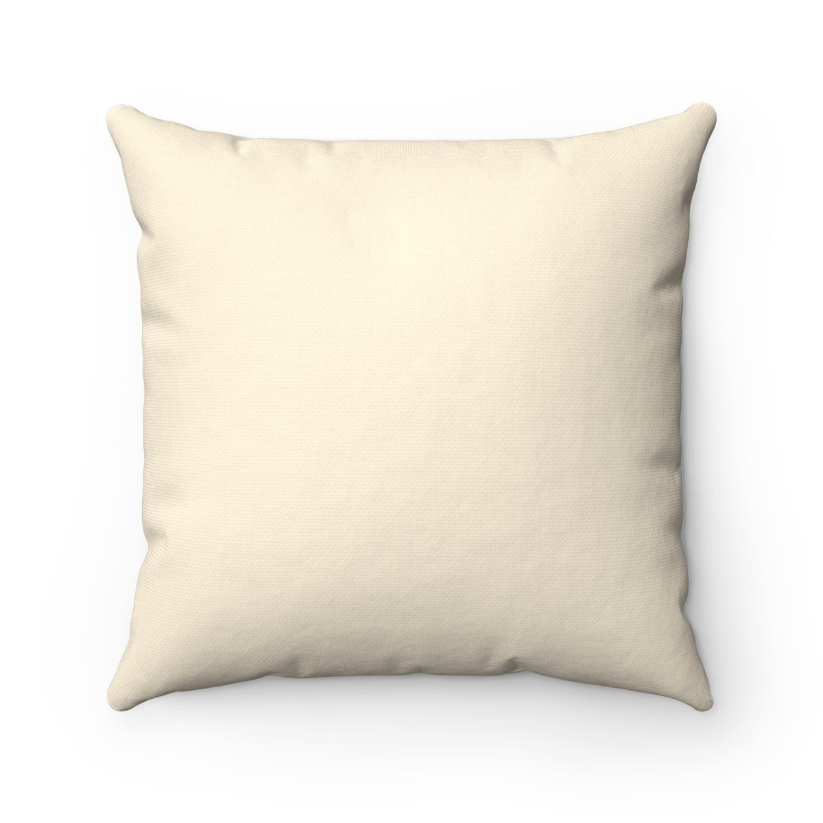It's Fall Ya'll Orange Quote Spun Polyester Square Pillow