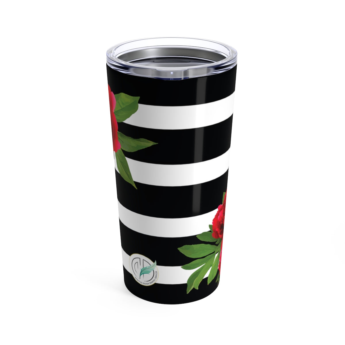 Allison Collection 20oz Stainless Steel Tumbler