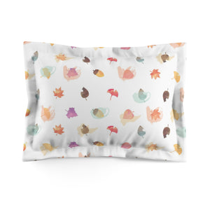 It's Fall Ya'll Microfiber Pillow Sham