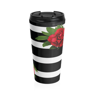 Allison Collection Stainless Steel Travel Mug