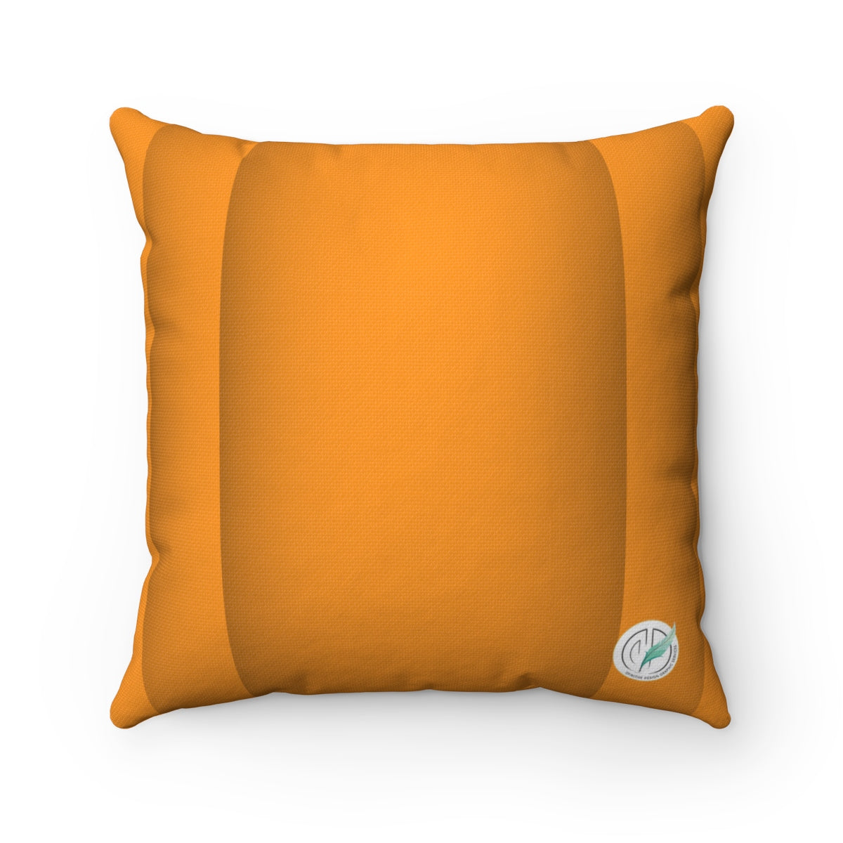 Trick or Treat Owl-O-Lantern Spun Polyester Square Pillow Case