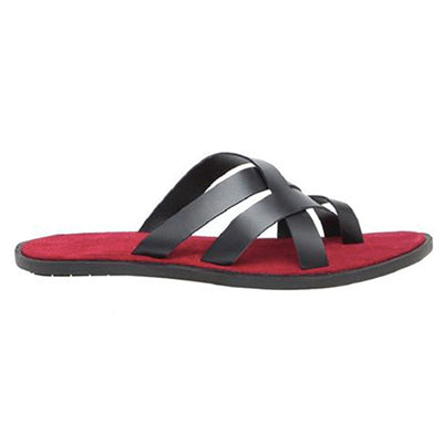 Salvadore Black/Red
