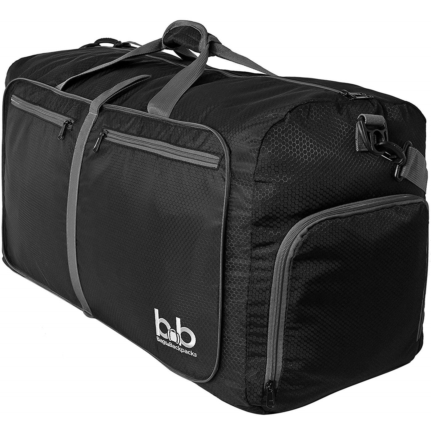B B Extra Large Duffle Bag with Pockets - BB Bags Backpacks ... 59a26730eb2e2