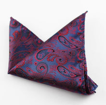 Casual Woven Pocket Square