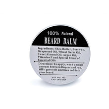 Chemical Free Beard Balm