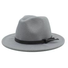 Wool Wide Brim Fedora