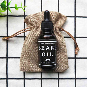100% Pure Organic Beard Oil