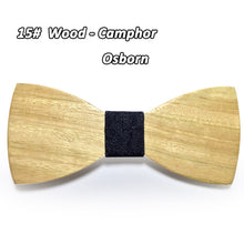 Fashionable Hardwood Wooden Bowtie