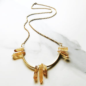Calypso Statement Necklace