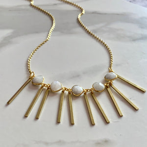 HYDRA COLLAR NECKLACE