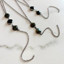 Load image into Gallery viewer, LIAN LARIAT NECKLACE