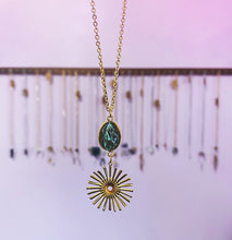 Load image into Gallery viewer, CRYSTAL COSMOS NECKLACE