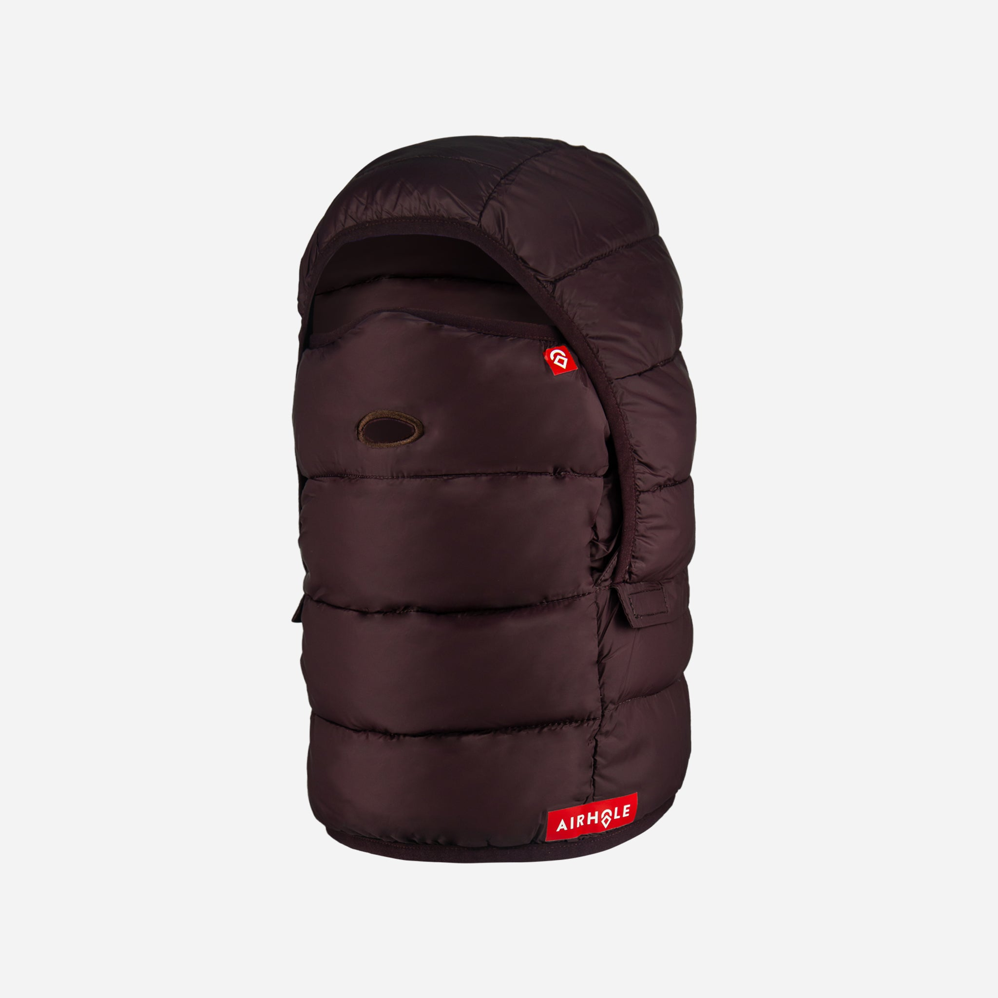 Airhood Packable Insulated Burgundy