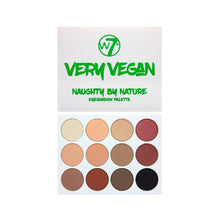 Indlæs billede til gallerivisning Very Vegan Naughty By Nature Eyeshadow Palette